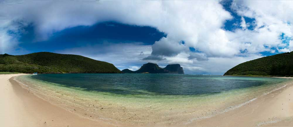 Australie - Lord Howe Island - Beachcomber Lodge
