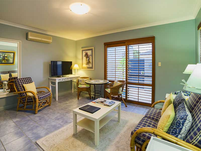 Australie - Albany - The Beach House at Bayside - Chambre Garden Suite